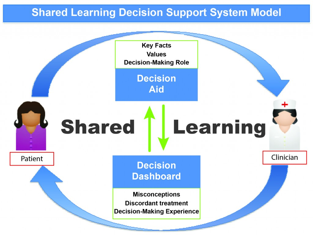 Shared Learning Decision Support System